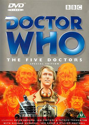 Rent Doctor Who: The Five Doctors Online DVD Rental