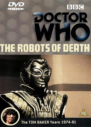 Rent Doctor Who: The Robots of Death Online DVD Rental