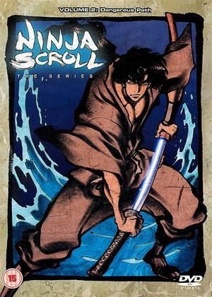 Rent Ninja Scroll: Vol.2 Online DVD Rental