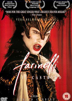 Rent Farinelli (aka Farinelli: Il Castrato) Online DVD Rental