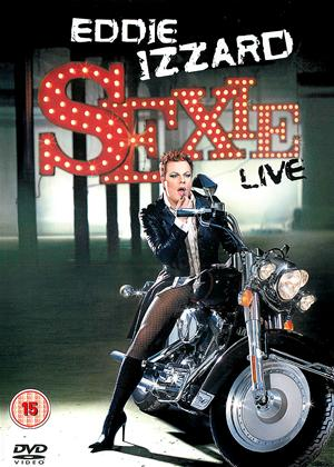 Rent Eddie Izzard: Sexie Online DVD Rental