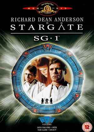 Stargate SG-1: Series 3: Vol.8 Online DVD Rental