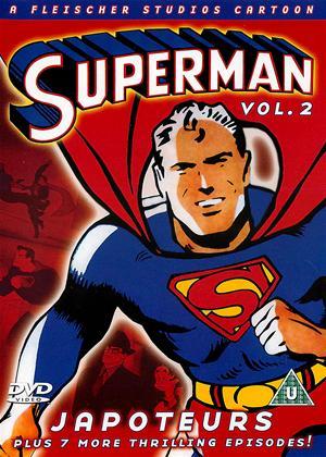 Rent Max Fleischer's Superman: Vol.2 Online DVD Rental