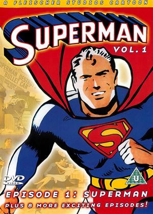 Rent Max Fleischer's Superman: Vol.1 Online DVD Rental