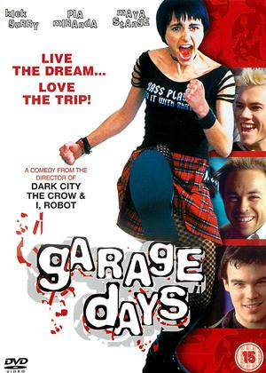 Garage Days Online DVD Rental