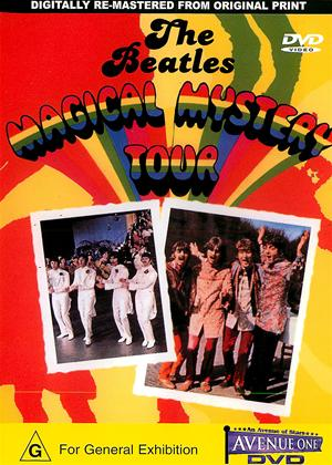 The Beatles: The Magical Mystery Tour Memories Online DVD Rental