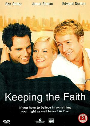 Keeping the Faith Online DVD Rental