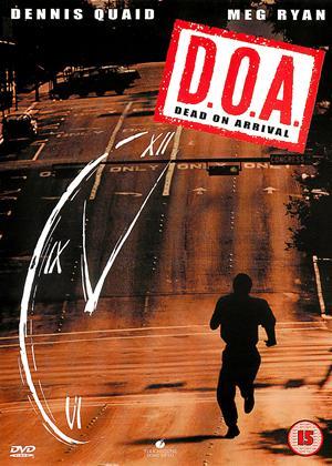 Rent D.O.A. (aka Dead on Arrival) Online DVD Rental