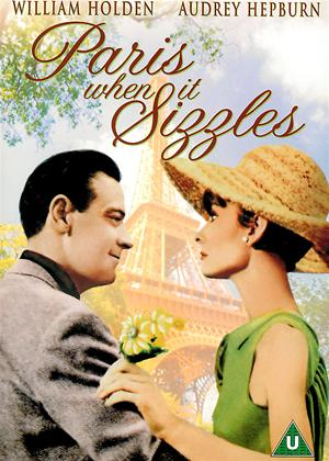 Paris When It Sizzles Online DVD Rental