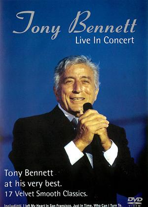 Rent Tony Bennett: Live in Concert Online DVD Rental