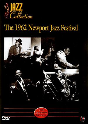 The 1962 Newport Jazz Festival Online DVD Rental