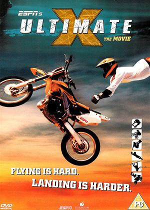 ESPN's: Ultimate X: The Movie Online DVD Rental