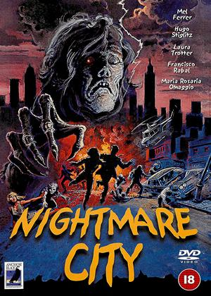 Nightmare City Online DVD Rental