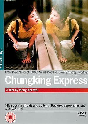 Chungking Express Online DVD Rental