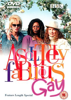 Absolutely Fabulous: Christmas Special: Gay Online DVD Rental