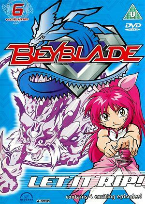Beyblade: Vol.6 Online DVD Rental