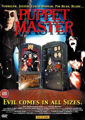 Puppet Master Online DVD Rental