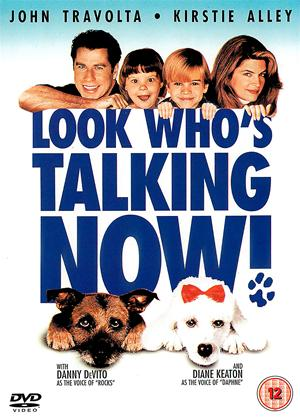 Look Who's Talking Now Online DVD Rental
