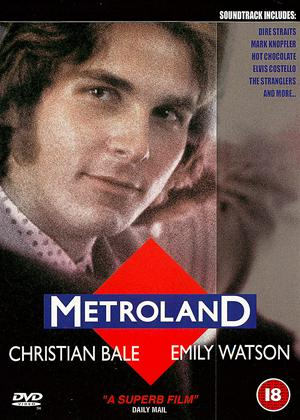 Metroland Online DVD Rental
