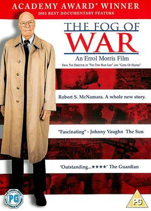 The Fog of War Online DVD Rental