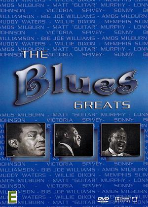 Rent The Blues Greats Online DVD Rental