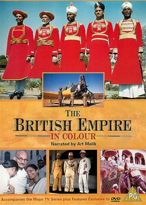 Rent The British Empire in Colour Online DVD Rental