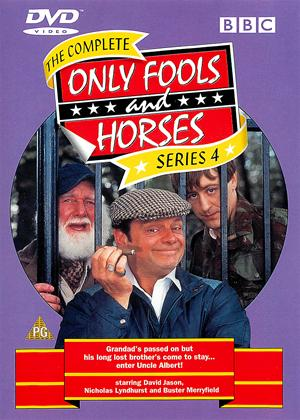 Only Fools and Horses: Series 4 Online DVD Rental