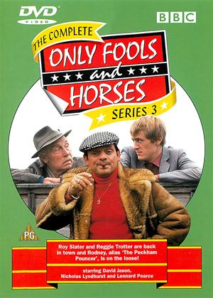 Rent Only Fools and Horses: Series 3 Online DVD Rental