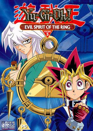 Rent Yu Gi Oh!: Vol.5: Evil Spirit of the Ring Online DVD Rental