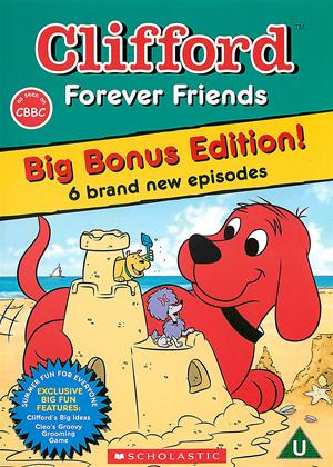 Clifford: Forever Friends Online DVD Rental