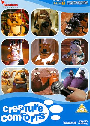 Rent Creature Comforts: Series 1: Part 1 Online DVD Rental
