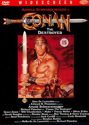 Conan the Destroyer Online DVD Rental