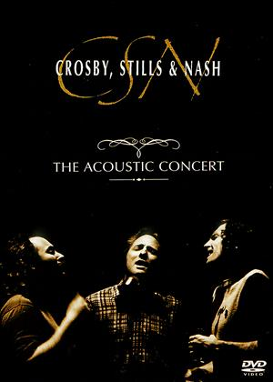 Crosby, Stills and Nash: The Acoustic Concert Online DVD Rental