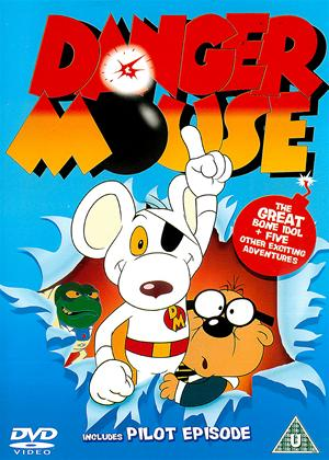 Danger Mouse: The Great Bone Idol Online DVD Rental