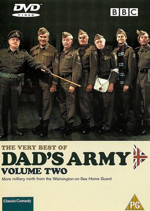 Rent Dad's Army: The Very Best of Dad's Army: Vol.2 Online DVD Rental