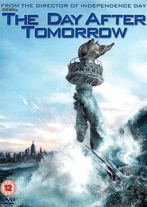 Rent The Day After Tomorrow Online DVD Rental