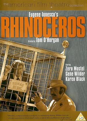 Rhinoceros Online DVD Rental