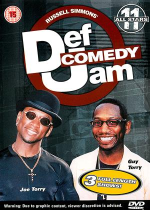 Def Comedy Jam: All Stars: Vol.11 Online DVD Rental