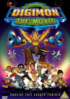Digimon: The Movie Online DVD Rental