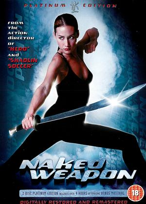 Naked Weapon Online DVD Rental