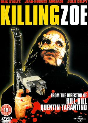 Killing Zoe Online DVD Rental