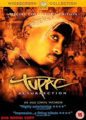 Tupac: Resurrection Online DVD Rental