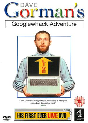 Rent Dave Gorman: Googlewhack Adventure Online DVD Rental