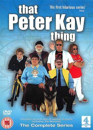 Rent That Peter Kay Thing Online DVD Rental