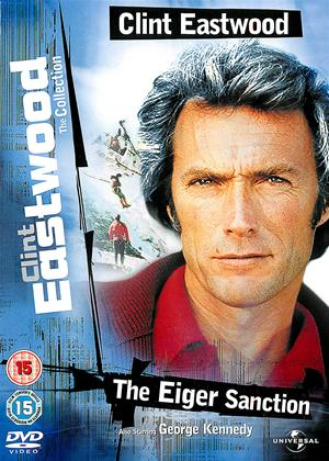 The Eiger Sanction Online DVD Rental