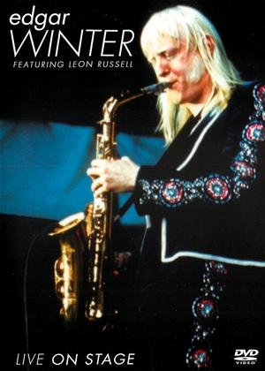 Edgar Winter: Live with Leon Russell Online DVD Rental
