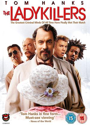 The Ladykillers Online DVD Rental