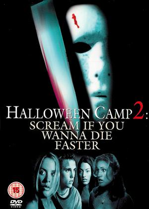 Halloween Camp 2: Scream If You Wanna Die Faster Online DVD Rental