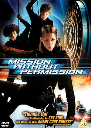 Mission Without Permission Online DVD Rental