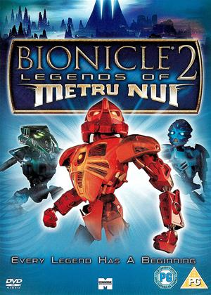 Bionicle 2: Legends of Metru Nui Online DVD Rental